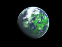 greene planet Zdjęcie Royalty Free