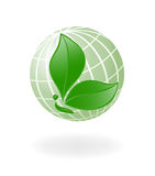 greene planet Fotografia Stock