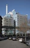 Greene Science Center Columbia University NY Stock Image