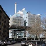 Greene Science Center Columbia University NY Royalty Free Stock Photo