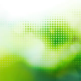 Greenery abstract spring light Royalty Free Stock Image