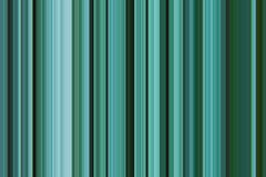 Greenery background. Digital striped graphic pattern vertical lines hues monochrome palette of bluish pine green turquoise colors. Greenery background. Digital Stock Illustration