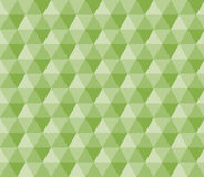 Greenery geometric seamless pattern background Stock Images