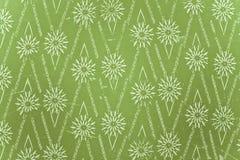 Greenery pattern design. Wit vintage decoration Stock Image