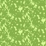 Greenery spots, seamless pattern background Royalty Free Stock Photography