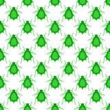 Greenfly insect pattern Stock Photos