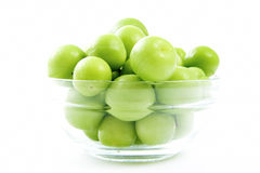 Greengages Stock Photos