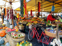 Greengrocer Stock Image