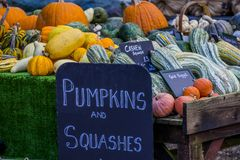 Greengrocer Royalty Free Stock Images