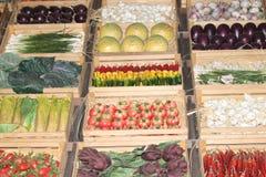 Greengrocer Royalty Free Stock Photo