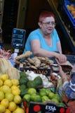 Greengrocer Stock Image