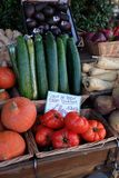 Greengrocers Stock Photography