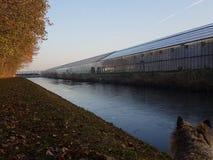 Greenhiuses Ολλανδία Westland Στοκ Φωτογραφίες