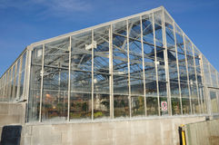 Greenhouse Royalty Free Stock Photos