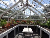 greenhouse Photo stock