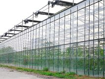 Greenhouse exterior Stock Image