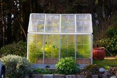 Greenhouse Garden Oregon Royalty Free Stock Photos
