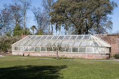 Greenhouse at Greenway Royalty Free Stock Photography