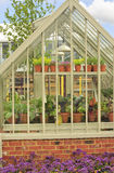 Greenhouse horticulture Royalty Free Stock Photo