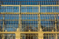 greenhouse Jardins botaniques nationaux dublin l'irlande Photo libre de droits