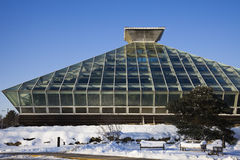 Greenhouse in Madison Stock Photo