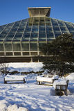 Greenhouse in Madison Royalty Free Stock Photo