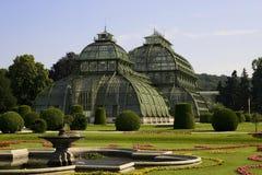 Greenhouse - Palmenhaus Schönbrunn Royalty Free Stock Images
