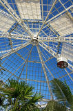 Greenhouse roof Royalty Free Stock Photography
