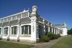 greenhouse. Royal Botanic Gardens, Kew, London, England Stock Photo
