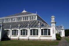 Greenhouse at Royal Botanic Gardens, Kew, London, UK Royalty Free Stock Photos