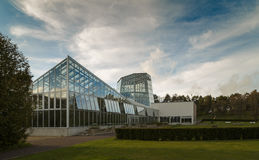 A greenhouse on a sunny day Royalty Free Stock Photography