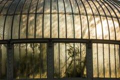 Greenhouse. National Botanic Gardens. Dublin. Ireland royalty free stock photography