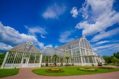 Greenhouse in Tradgardsforeningen, the Garden Royalty Free Stock Image