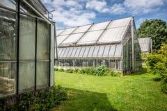 Greenhouses Royalty Free Stock Photos