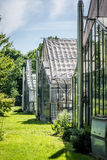 Greenhouses Royalty Free Stock Image
