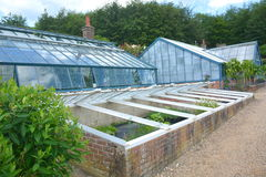 Greenhouses Stock Photography