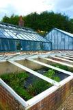Greenhouses Stock Photography