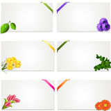Greening cards. Stock Image