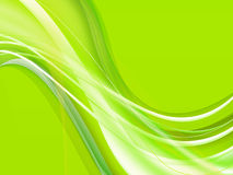 Greenish Decorative Background Stock Image