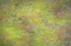 Greenish Dominant background Stock Image