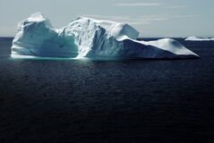 Greenland #03 Royalty Free Stock Photo