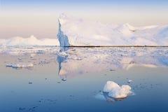 greenland Photo libre de droits