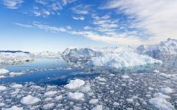 Greenland Zdjęcie Royalty Free