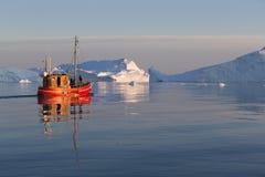 Greenland Zdjęcie Stock
