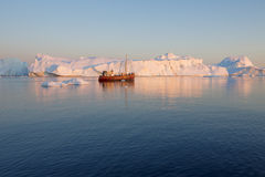greenland Photographie stock libre de droits