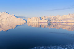 greenland Photo libre de droits