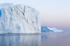 Greenland Fotografia Stock