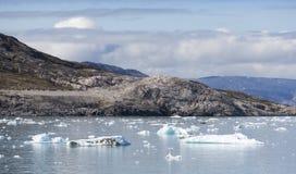 Greenland Obraz Royalty Free