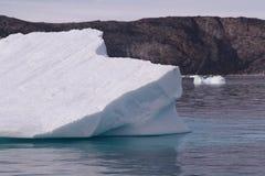 greenland góra lodowa Zdjęcia Stock