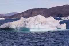 greenland góra lodowa Obraz Stock